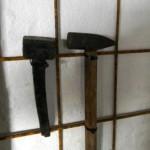 Lehærder og hammer